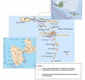 Câble Guadeloupe numérique